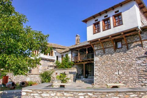 Theologos Folklore Museum: Outside the museum.