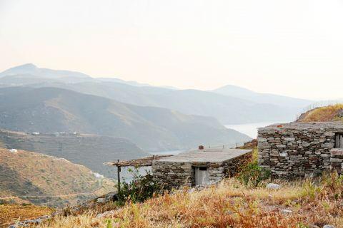 Minoan Site: The ruins of an Ancient Minoan civilization