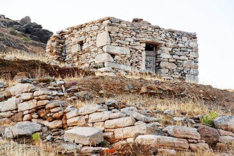 Minoan Site: The Ancient Minoan Settlement of Amorgos