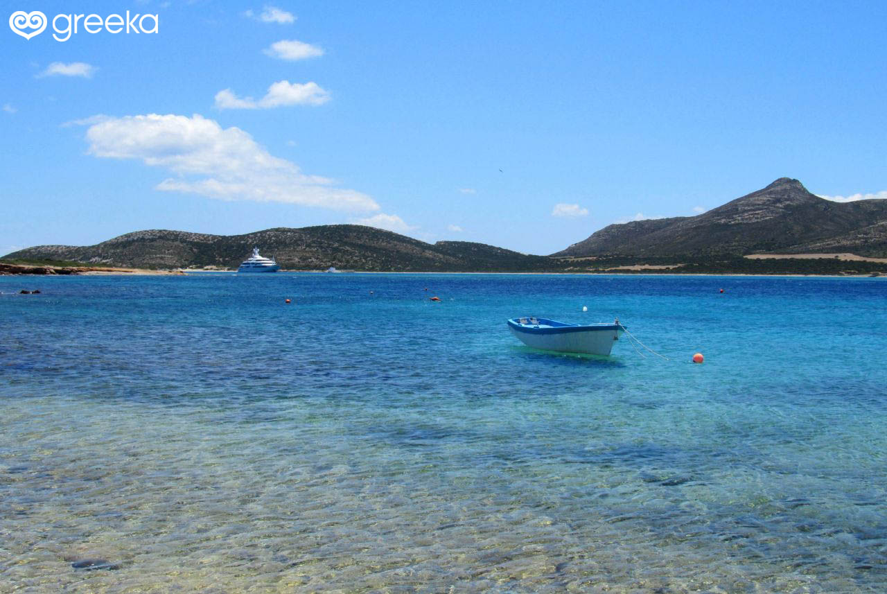 Despotiko Island in Antiparos, Greece | Greeka.com