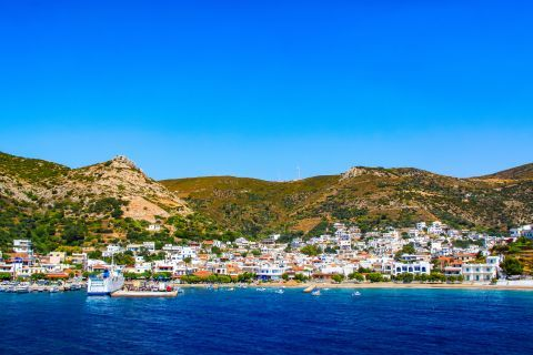 Fourni Island: Fourni is a fishing island with a wonderful coastline.