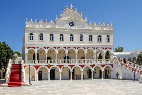 Evangelistria Church: The Church of Evangelistria