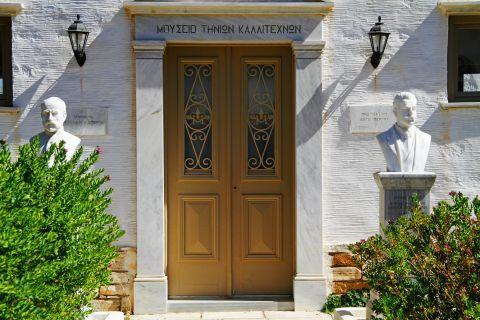 Tinian Artists Museum: Tinian Artists Museum