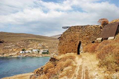 Old Mines: The old mines of Serifos