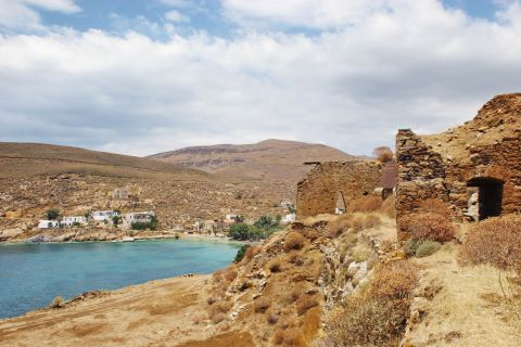 Old Mines: The old mines of Serifos are situated in Megalo Livadi