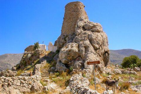 Chryssocheria Castle: Chryssocheria castle
