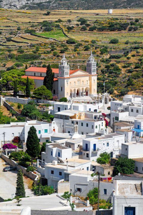 Church of Agia Triada: The Church Of Agia Triada is situated in Lefkes village