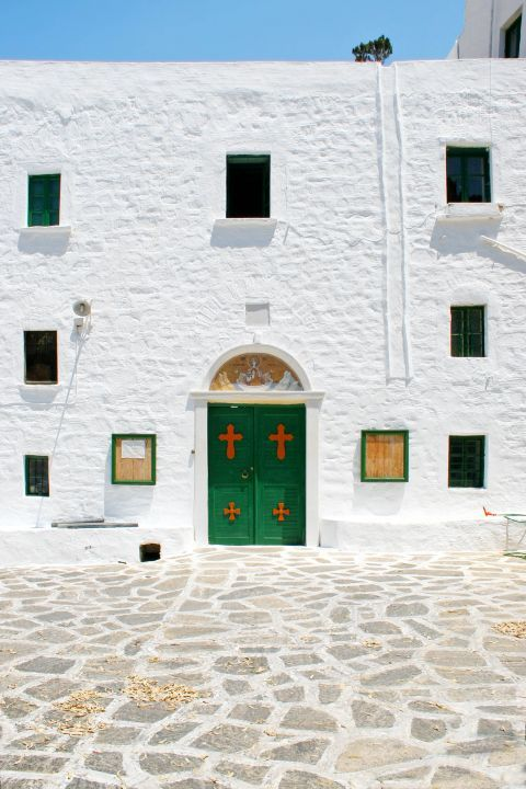 Logovarda Monastery: The monastery of Longovarda