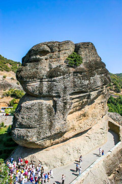 Varlaam Monastery: The history of Varlaam Monastery dates back to the 14th century.