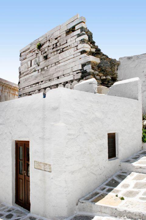 Frankish Castle: The Frankish Castle of Paros