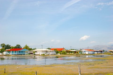 Sea Lake: The area around the lake was colonized by fishermen