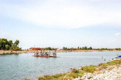 Sea Lake: The area attract eco-scientists and aquatic researchers who study the ecosystem of the lagoon.