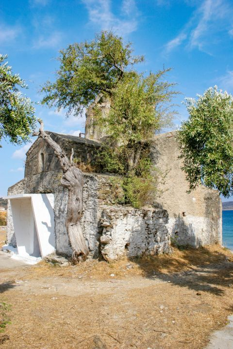 Church of Agia Varvara: This chapel seems to be rather abandoned today.