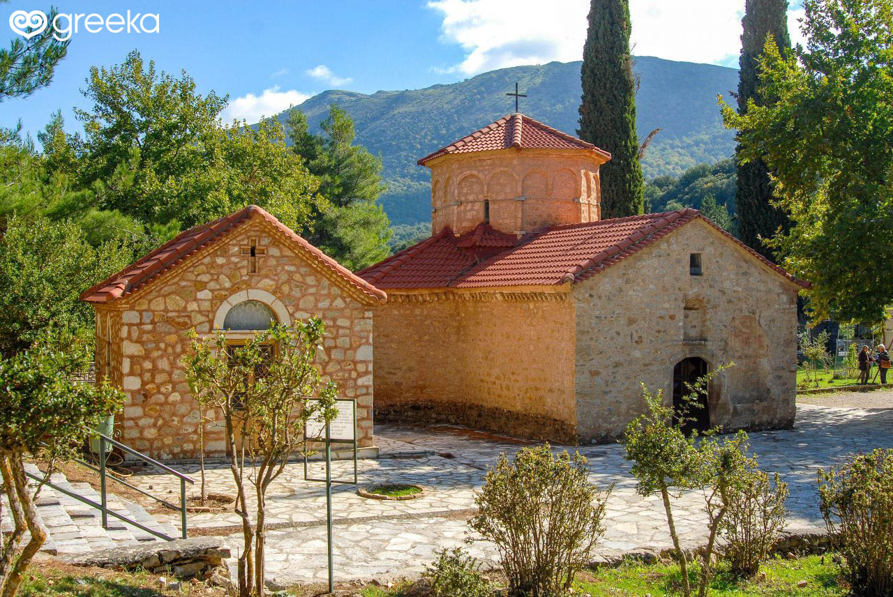 Image result for agia lavra
