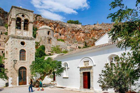Church of Elkomenos Christos: This nice church is dedicated to