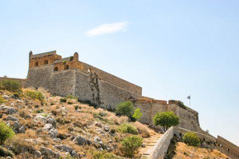 Palamidi Fortress: Palamidi Fortress.
