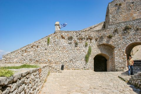 Palamidi Fortress: The fortress of Palamidi is a true architectural masterpiece.