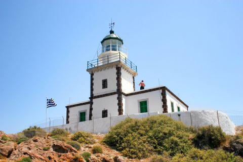 Lighthouse: The Akrotiri Lighthouse