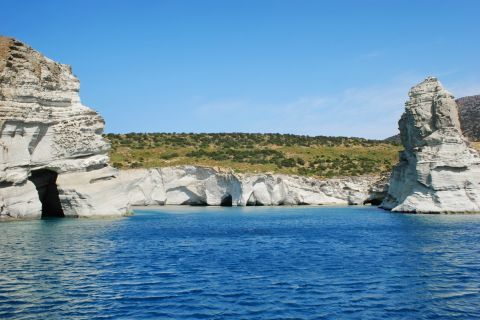 Sea Caves: Beautiful view of the Caves and their natural surroundings