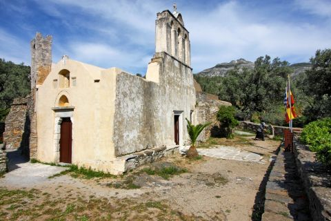 Panagia Drossiani church: Panagia Drossiani is one of the oldest churches on the island