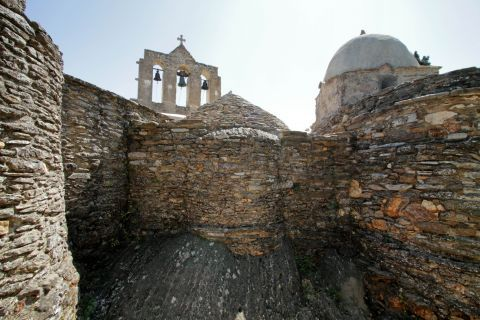 Panagia Drossiani church: Church of Panagia Drossiani dates back to the 7th century