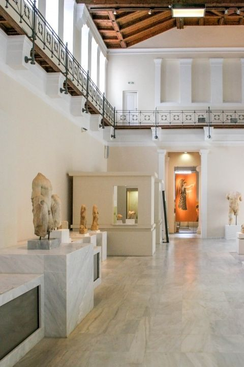 Ancient Olympic Games Museum: