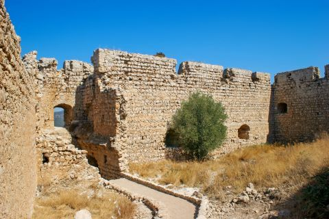 Castle of Kritinia: The Castle of Kritinia
