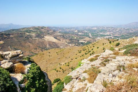Ancient Rizinia: Amazing landscape