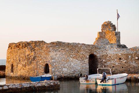 Venetian Castle: The Venetian castle of Paros dates back to the 15th century