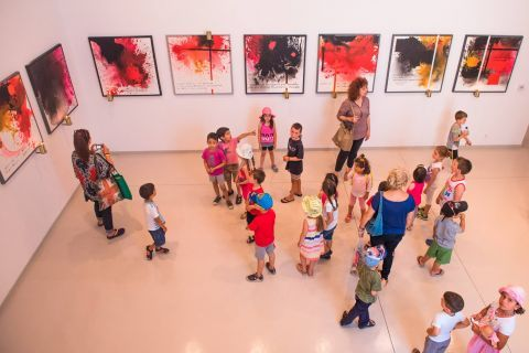 Kostas Tsoklis Museum: Kostas Tsoclis Museum attracts both children and adults.