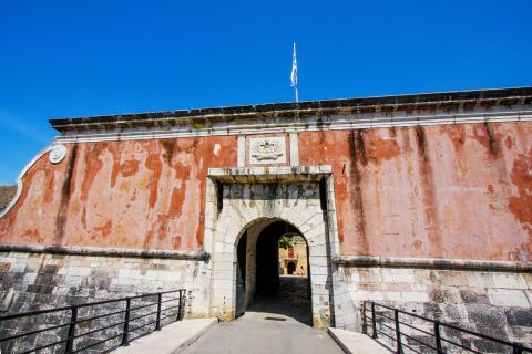 Old Fortress: Entering the Old Fortress