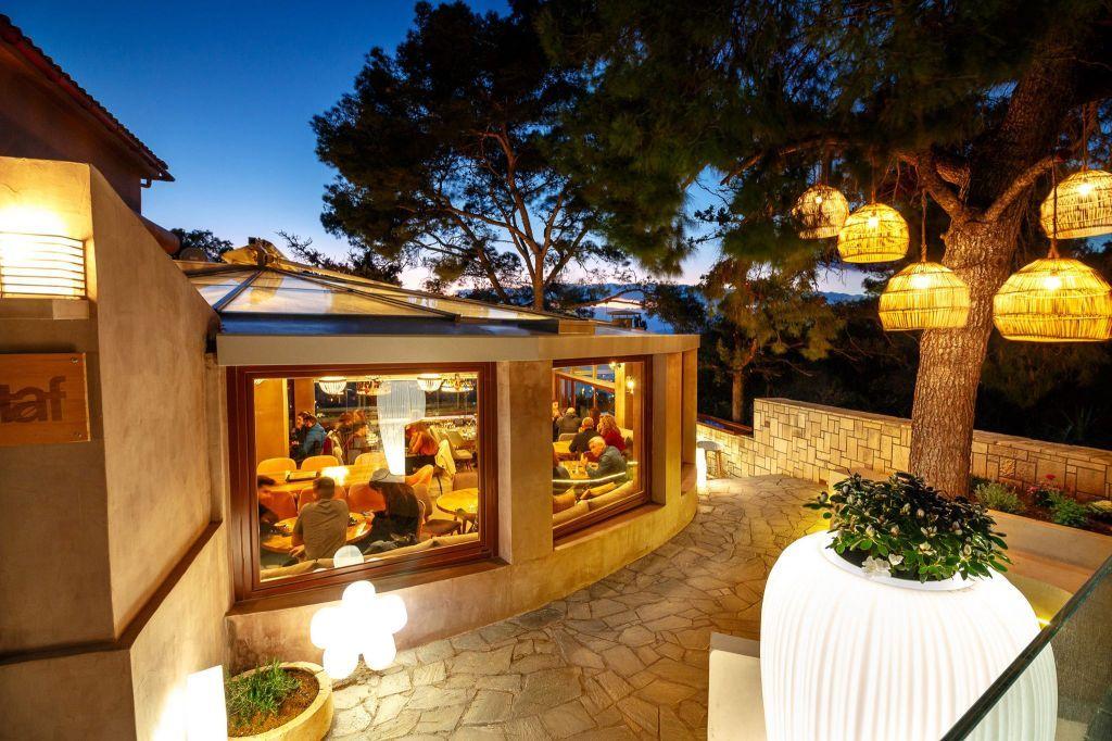 Chania Carte Postale Restaurant In Town Greeka Com