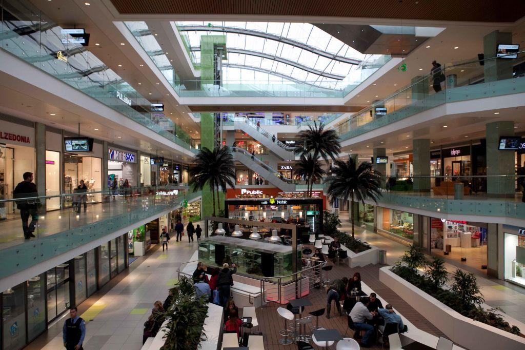 Athens Metro Mall - Athens Mall shops