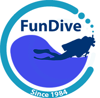 FunDive Diving Center logo