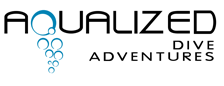 Aqualized Dive Adventures logo