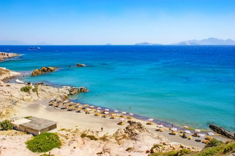 Camel beach in Kos | Beaches in Kos - Greeka.com