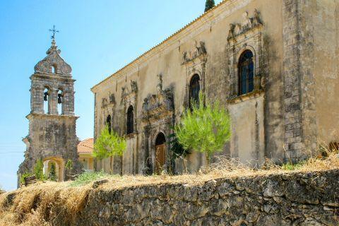 Maherado: Impressive, old church.