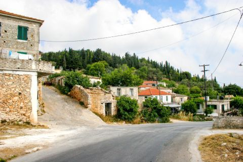 Maries: Maries is a quiet and charming mountainous village full of traditional stone houses and narrow streets.