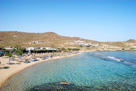 Paradise: Panoramic view of Paradise beach