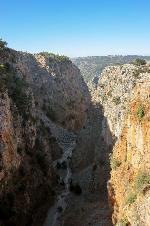 Anopolis: Aradena Gorge
