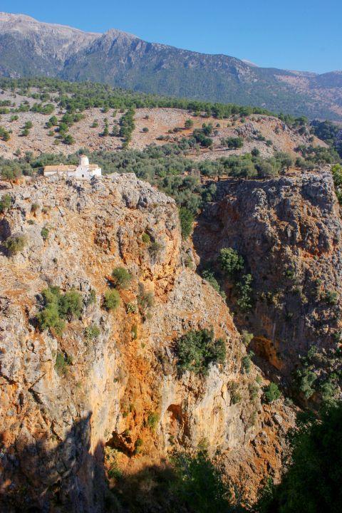 Anopolis: Mountainous landscape