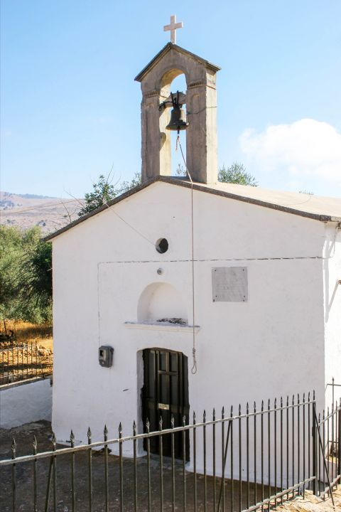 Anopolis: A local chapel