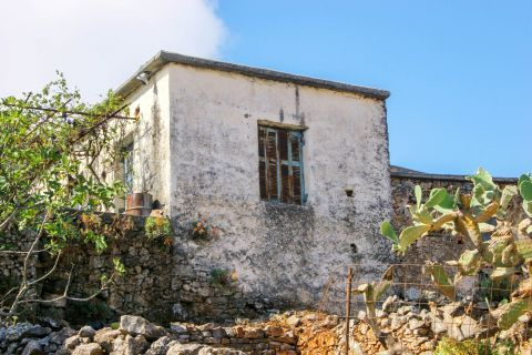 Anopolis: An old house