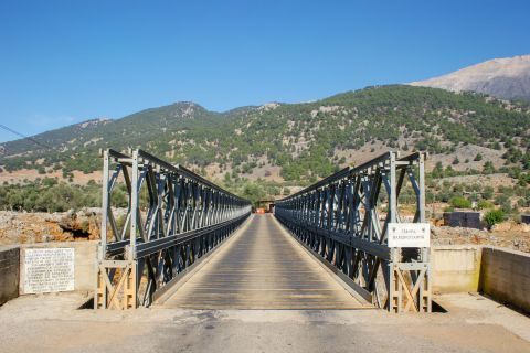 Anopolis: Bridge at Aradena Gorge