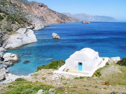 Agia Anna: The chapel of Agia Anna