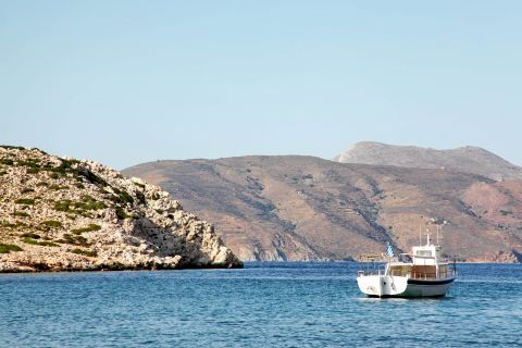 Agios Pavlos: Agios Pavlos beach