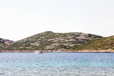 Agios Pavlos: Beautiful sea view