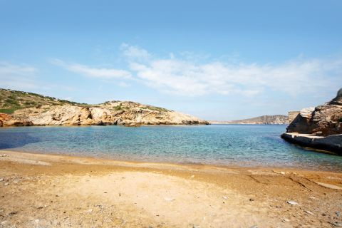 Paradisia: Sandy beach