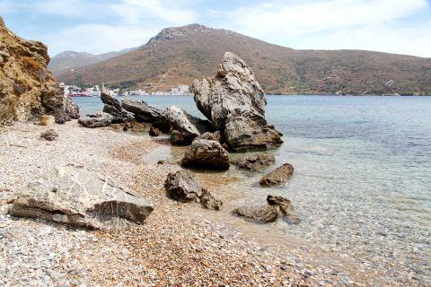Agios Panteleimon: Rock formations