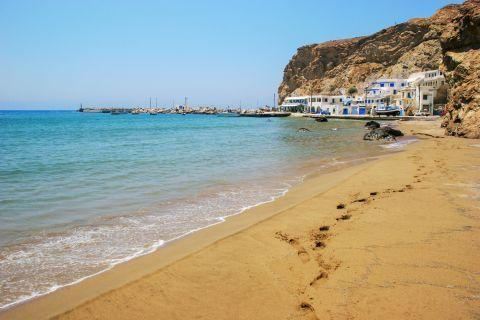 Agios Nikolaos: Agios Nikolaos Beach